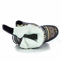 Сапожки -дутики женские Restime YWZ17829 beige, фото 3