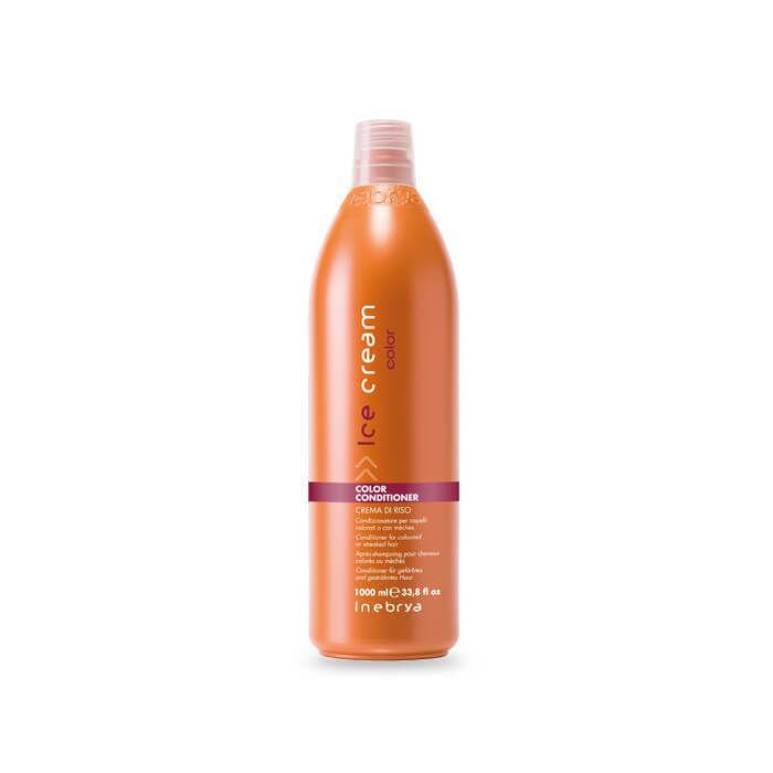 Inebrya Ice Cream Color Кондиционер для окрашенных и мелированных волос