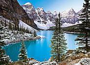 """Пазлы Castorland C-102372 """"Скалистые горы Канада"""" 1000 элементов (C-102372), фото 2"""
