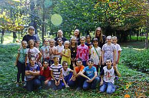 Квест на природе для 5-х именинников 4-го класса 20.09.2018 6