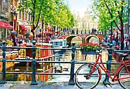 """Пазлы Castorland C-103133 """"Пейзаж Амстердам"""" на 1000 элементов (C-103133), фото 2"""