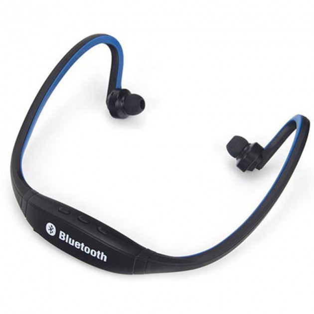Навушники безпровідні Bluetooth Sport FM BS19
