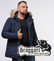 Braggart Dress Code 24640 | Куртка мужская зимняя синяя