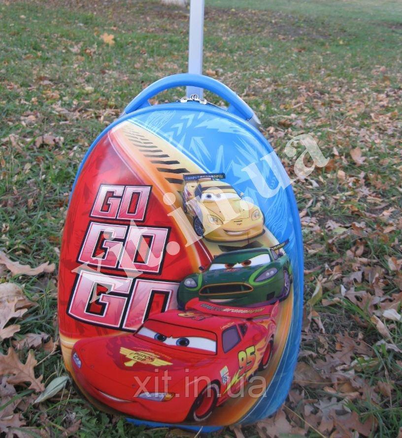 """Детский чемодан 16"""" на колесах МакВин"""