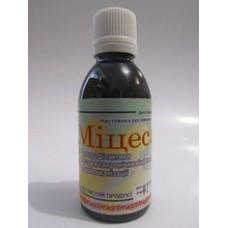 """Настоянка """"Мицесан"""" 50 мл - при гострих і хронічних інфекціях,грибкових ураженнях внутрішніх органів"""