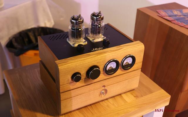Trident Sound Allegro 33 SE in VAPS-IX