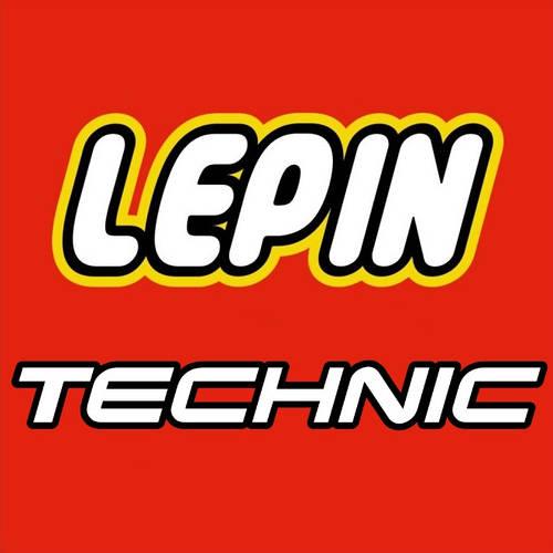 Эксклюзивные новинки Lepin Technic