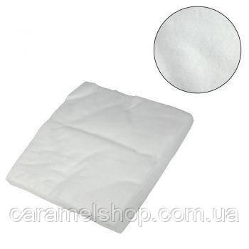 Салфетки одноразовые косметические - гладкие, 10х10 (100 шт)