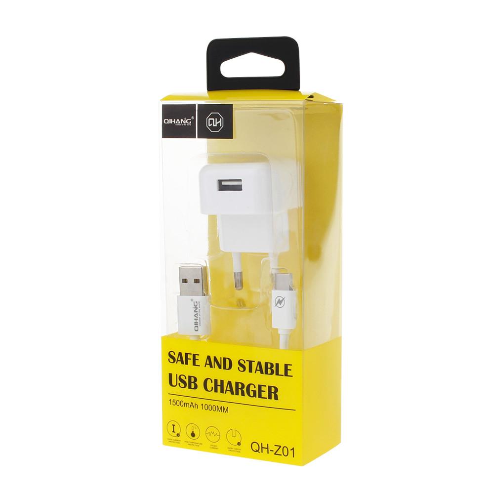 Зарядное устройство USB QH-Z01