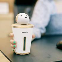 Podarki Мини увлажнитель воздуха humidifier Puppy Brown