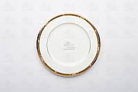 Noritake Салатная тарелка Chatelaine Gold 21см