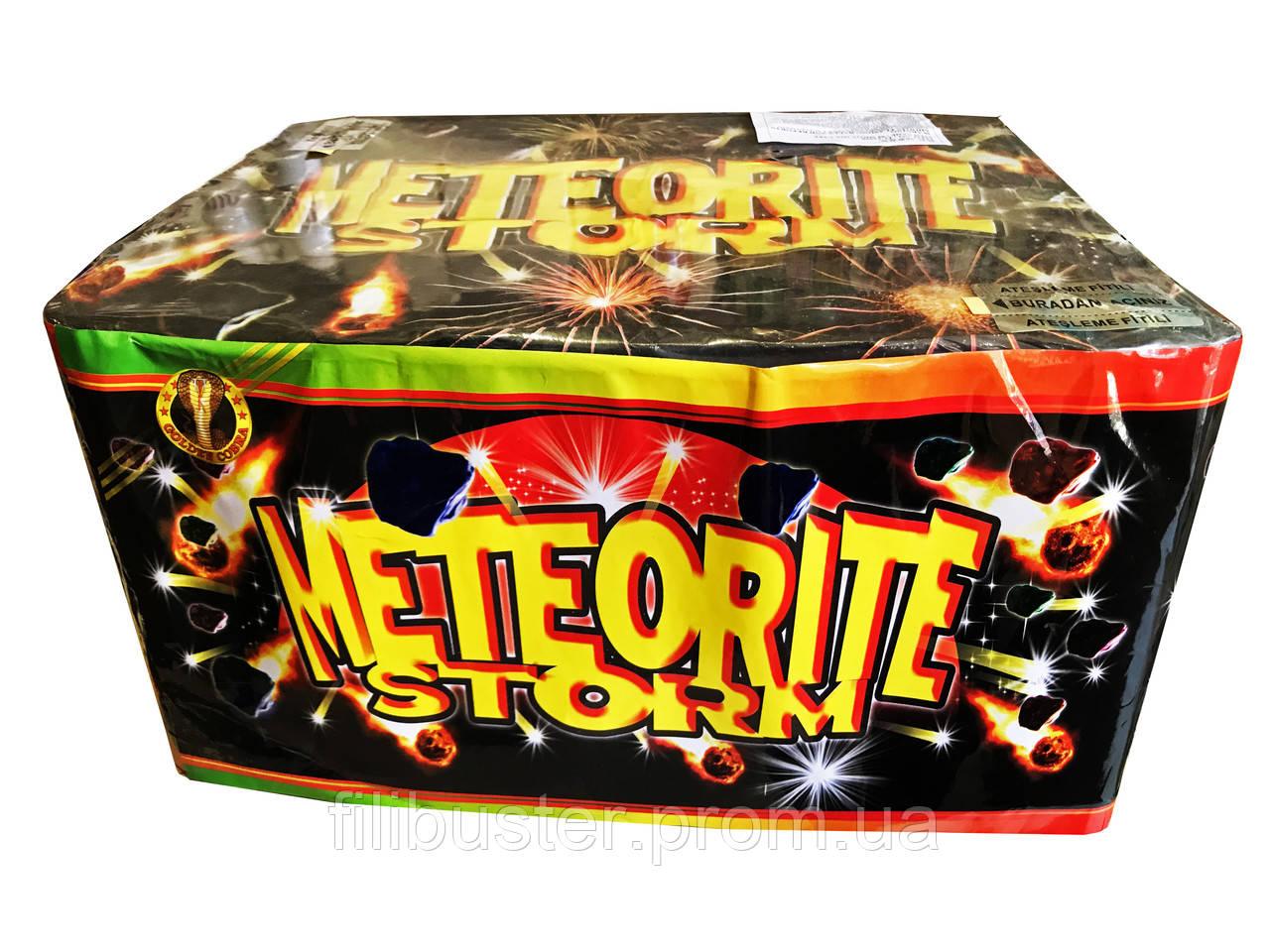 Салют Meteorite Storm на 98 выстрелов
