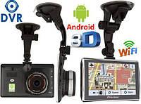 5 дюймов GPS Pioneer M515 DVR 512mb/8GB + AV Андроид GPS Навигатор регистратор (видеорегистратор)