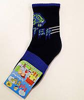 Носки с махровой стопой для мальчика с пантерой