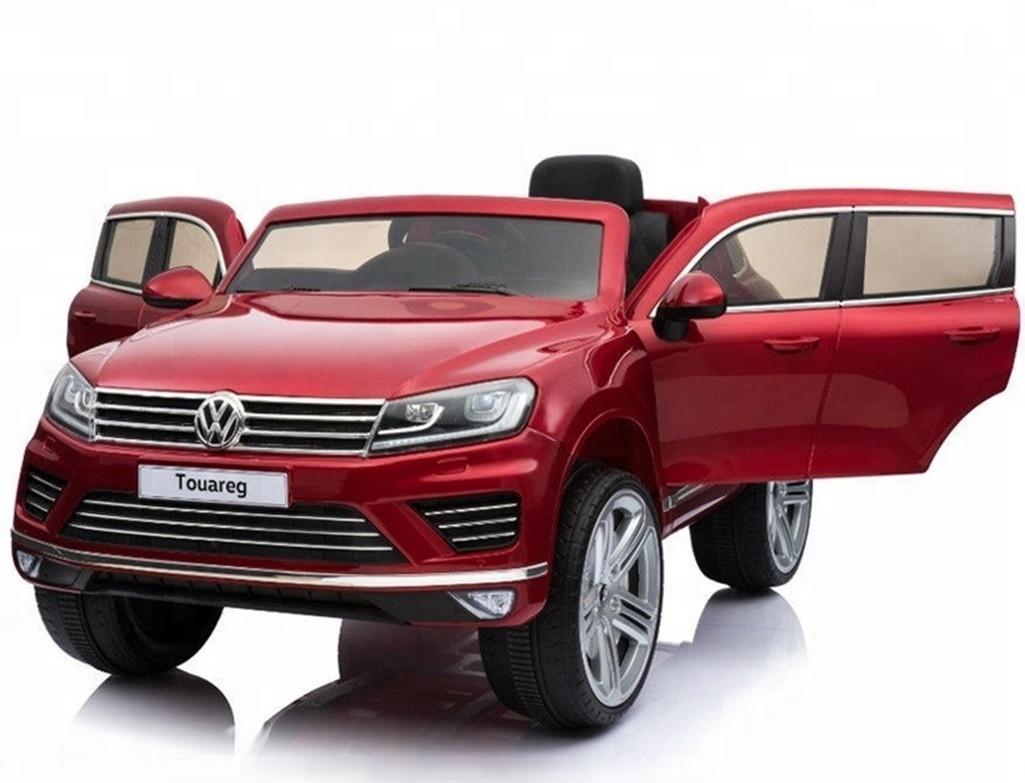 DT Электромобиль DT Volkswagen Touareg Red (KD666-R)