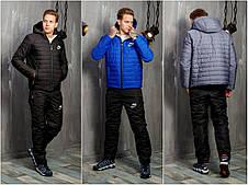 Чоловічий спортивний костюм зимовий (3 кольори)