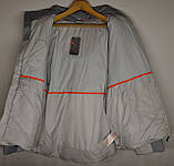 Мужская зимняя куртка Nike (утеплитель - синтепон) ., фото 3