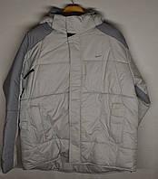 Мужская зимняя куртка Nike (утеплитель - синтепон) .