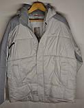 Мужская зимняя куртка Nike (утеплитель - синтепон) ., фото 2
