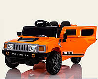 DT Электромобиль DT Hummer Orange ( FL1658-O)