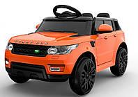 DT Электромобиль DT Land Rover Orange (FL1638-O)