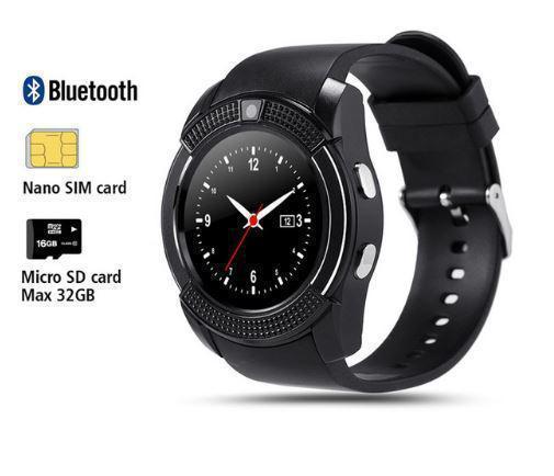 Умные смарт-часы Smart Watch V8 , фото 1