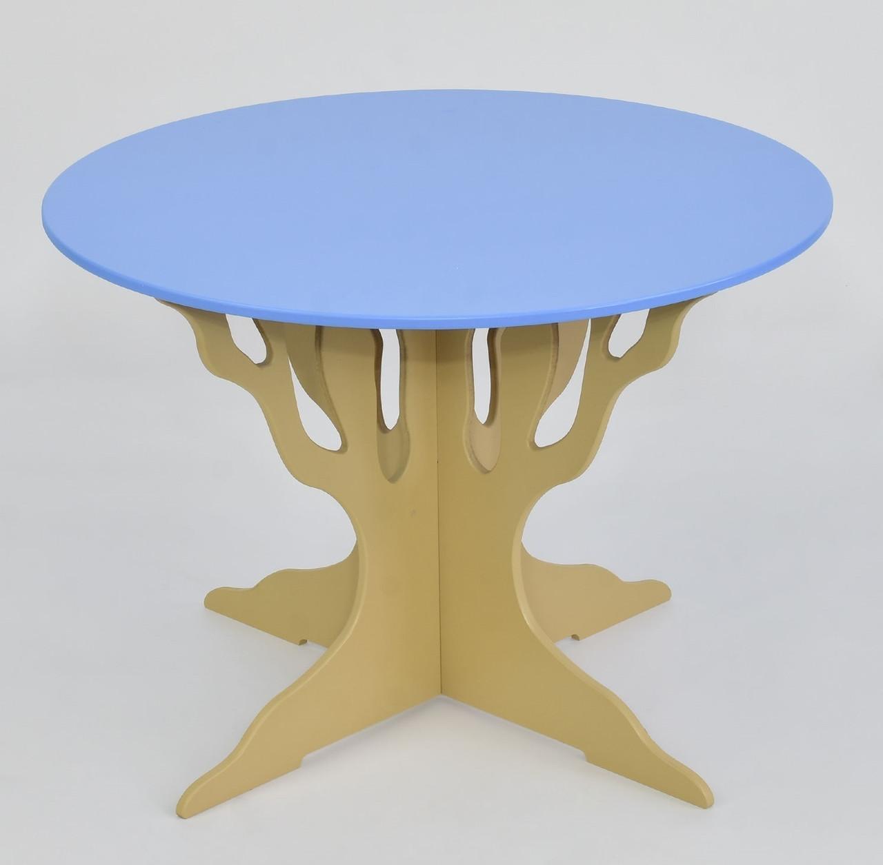 Мася Столик-дерево круглый Мася 5120 Blue (5120)