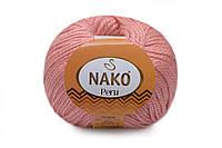 Nako Peru, Розовый №11452