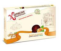 """Конфеты шоколадные """"Курага с орехом в шоколаде"""" со стевией 1 кг  STEVIASUN OST-146"""