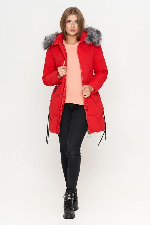Женский зимний пуховик, куртка 48, 52, 54 размер.Куртка зимняя, пуховик ef89280bd0a