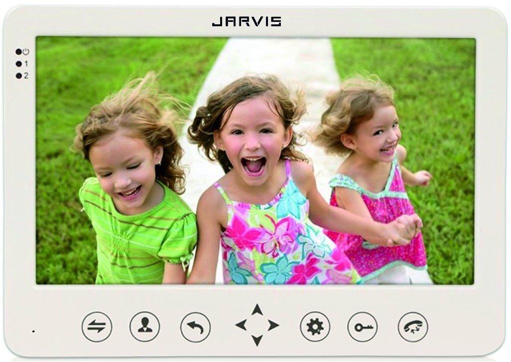 Видеодомофон с записью видео по движению Jarvis JS-72MW