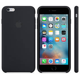 Apple Silicon Case for iPhone 6 Plus/6S Plus Dark Gray