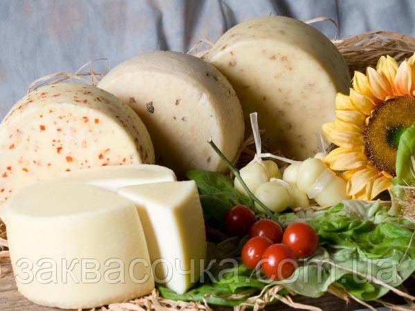 Закваска+фермент для сыра КАЧОТТА