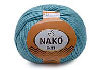 Nako Peru, Светло-бирюзовый №03010