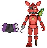 Новинка! Іграшки 5 ночей з Фредді Funko Five Nights at freddy's Pizza Simulator - Rockstar Foxy