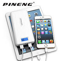 POWER BANK Портативна зарядка Pineng PN-920 40000mah High Copy Білий