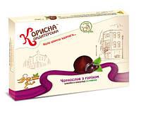 """Конфеты шоколадные """"Чернослив с орехом в шоколаде"""" со стевией 1 кг  STEVIASUN OST-147"""