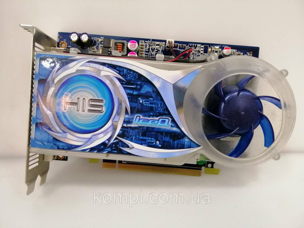 Відеокарта ATI HD 4670 1GB PCI-E ГУДИТЬ КУЛЛЕР!!!!