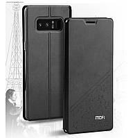 Кожаный чехол-книжка MOFI Star Series для Samsung Galaxy Note 8 SM-N950F Black