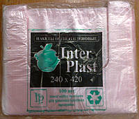 Пакет майка интерпласт 24*42