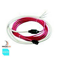 Двужильный кабель TASSU18 для теплого пола