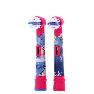 Змінна насадкадля дитячої зубної щітки Oral-BStages Power 2шт Frozen