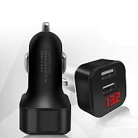 Автомобильное зарядное устройство HZ HC1 С индикатором