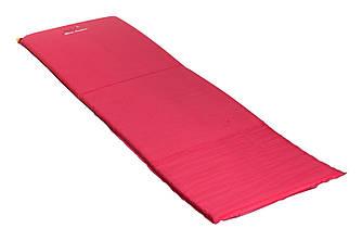 Коврик самонадувающийся Mimir 190х64х3см. Красный