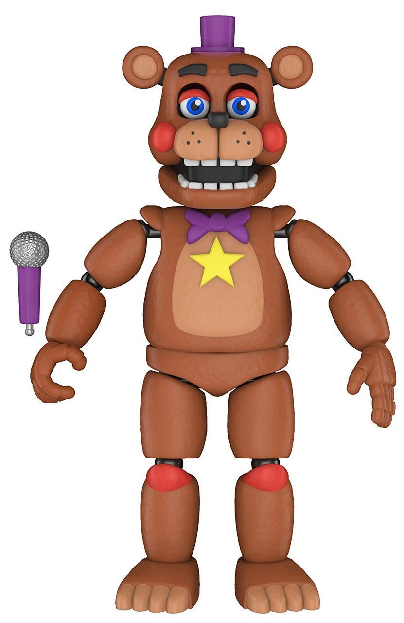 Новинка! Игрушки 5 ночей с Фредди Funko Five Nights at Freddy's Pizza Simulator - Rockstar Freddy