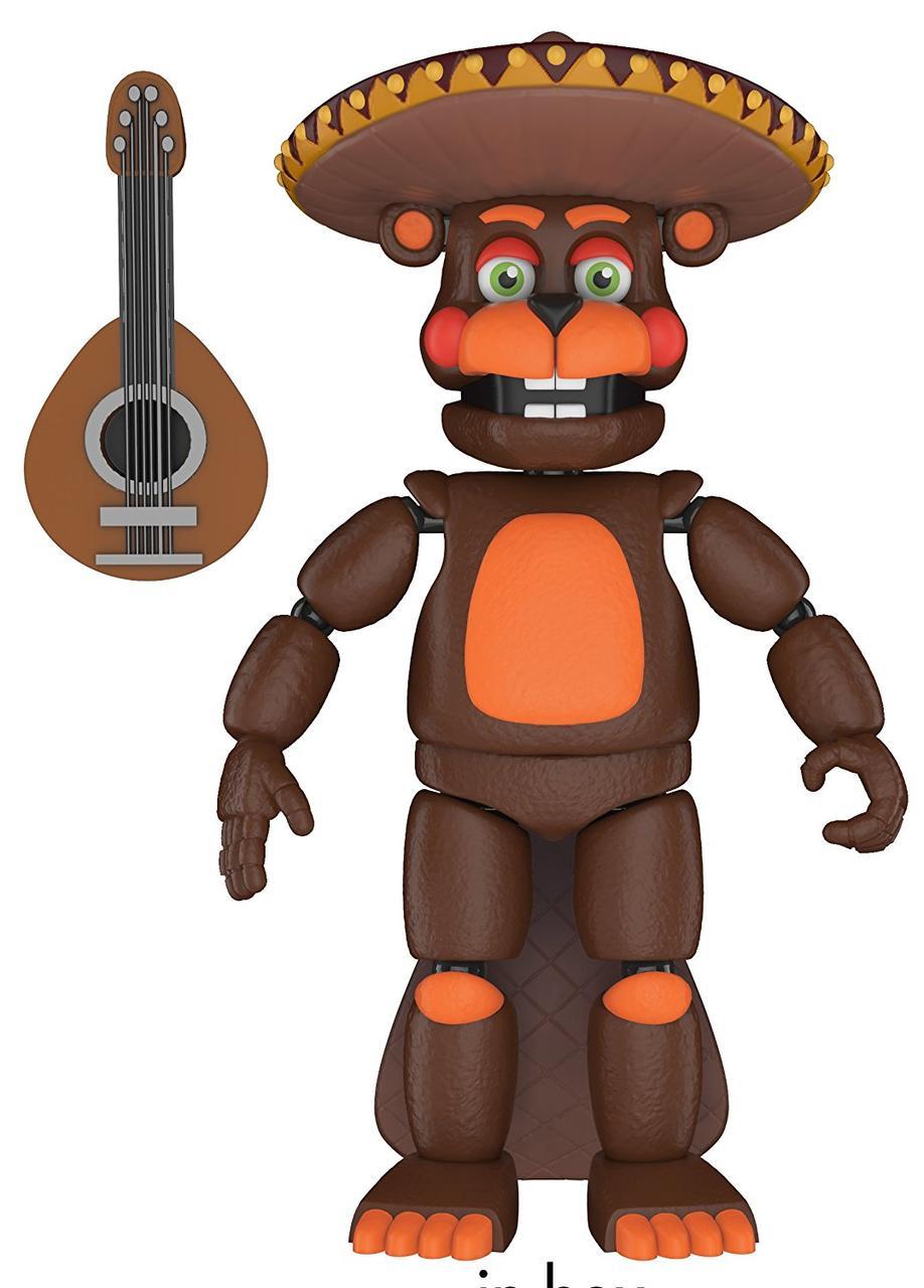 Новинка! Игрушки 5 ночей с Фредди Funko Five Nights at Freddy's Pizza Simulator - El Chip