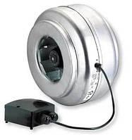 Soler&Palau Vent-125B канальный вентилятор с пониженным уровнем шума