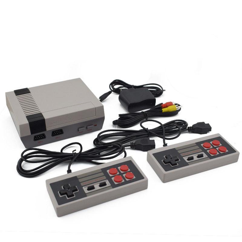 Игровая консоль приставка на 500 игр NES Game Machine Mini AV-выход F1605EU