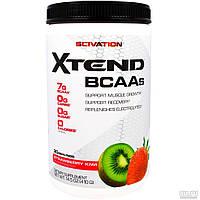 Аминокислоты ВСAA XTEND  410 g Вкус : strawberry kiwi
