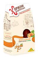 """Конфеты шоколадные """"Курага с орехом в шоколаде"""" со стевией 150 г  STEVIASUN OST-154"""